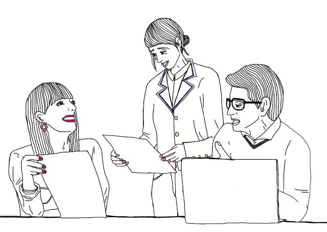 多角的なコミュニケーションプログラムの提案 Create multi-faceted communication programs