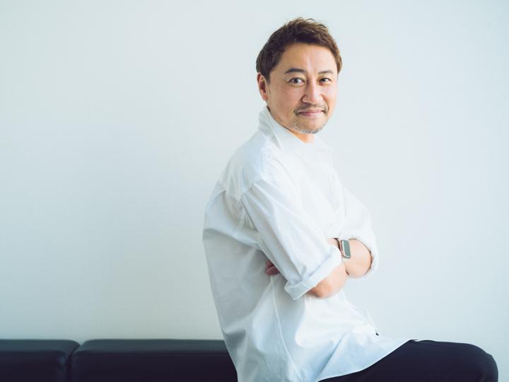 顔写真:Tetsuya Honda